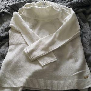 Calvin Klein White Sweater